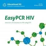 EasyPCR HIV – wykrywanie oporności na HIV przy użyciu PCR (DY25A)