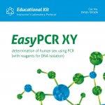 EasyPCR XY – oznaczanie płci człowieka przy pomocy PCR (+ izolacja DNA) (DY10)