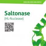 Saltonase, HL-Nukleaza (EN32) – Nowość
