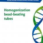 Probówki z kulkami do homogenizacji (1,4 mm) (HPLM)